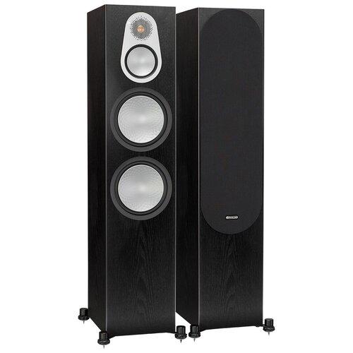 Напольная акустическая система Monitor Audio Silver 500 black oak