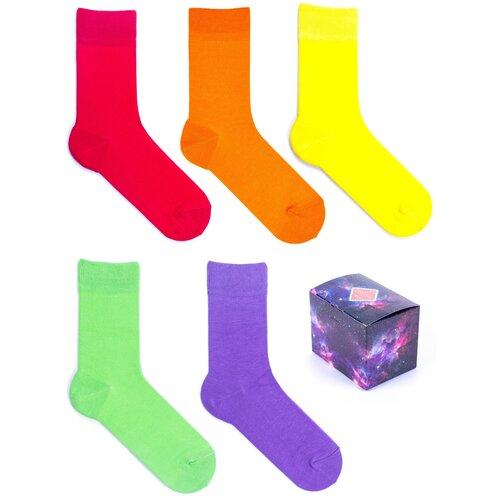 Набор носков в подарочной коробке, 5 пар, VGB-6