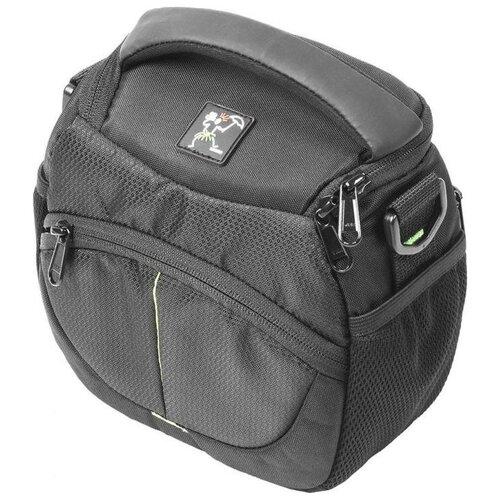 Фото - Сумка для фотокамеры GreenBean Keeper 01 черный удлинитель greenbean br16 150 для перекладины