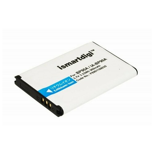 Аккумулятор для видеокамеры Samsung BP90A, IA-BP90A