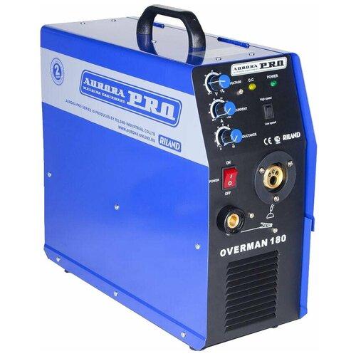 Сварочный аппарат инверторного типа Aurora OVERMAN 180 MIG/MAG