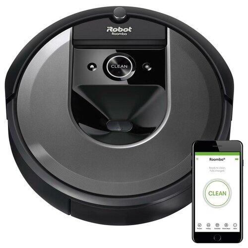 Робот-пылесос iRobot Roomba i7 черный