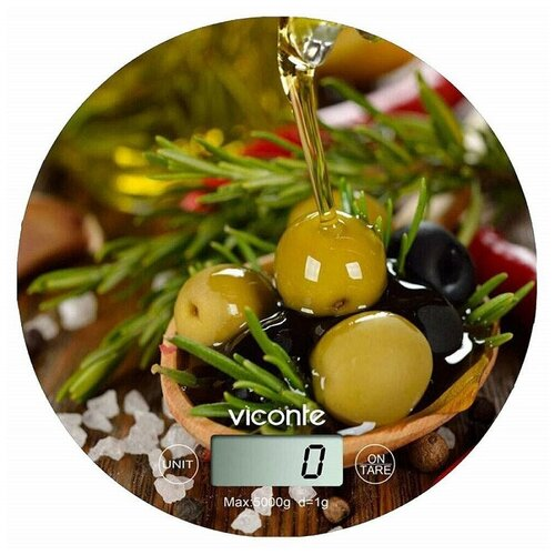 Весы кухонный Viconte VC-520-01