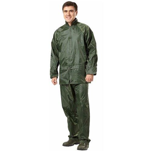 Фото - Костюм АВАНГАРД влагозащитный зеленый XXXL костюм авангард 001160 l синий