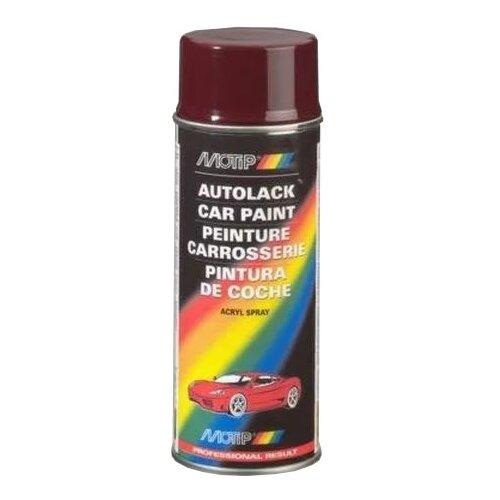 Аэрозольный автомобильный лак MOTIP Autolack Car Paint 45270 400 мл