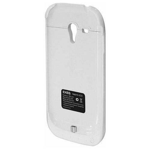 Чехол-аккумулятор для Samsung Galaxy S3 mini Exeq HelpinG-SC01 (белый)