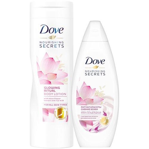 Набор Dove подарочный коллекция Красота и Уход недорого