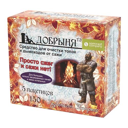 Порошок Somrast Company Добрыня ТЭ, 0.15 кг, 5 шт.