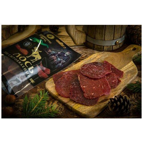 Деликатес Дичь Чипсы мясные сыровяленые «Лось», 35 г