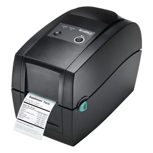 Фото - Godex RT200, термо/термотрансферный принтер godex g530 use