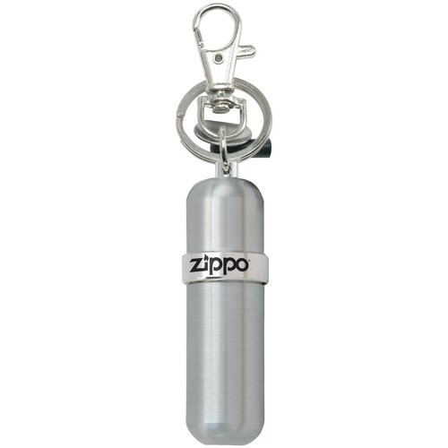 Баллончик для топлива Zippo Canistet, серебристый, 121503