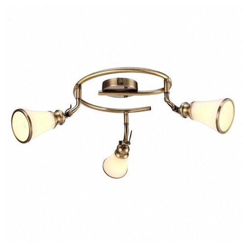Спот Arte Lamp Vento A9231PL-3AB недорого
