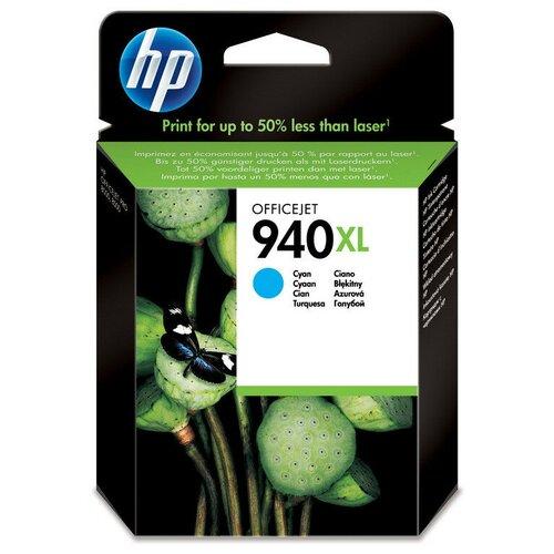Фото - Картридж струйный HP 940XL C4907AE гол. пов.емк. для OJ Pro 8000 картридж t2 c4907a 940xl для hp officejet pro 8000 8500 голубой