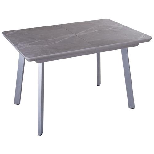 Стол кухонный с керамогранитом раскладной Блюз ПР-1 КРМ 87 СМ 93 СР. Размеры стола (ДхШхВ): 119,2(158,2)х80х75 см