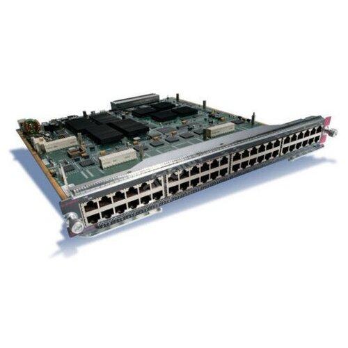 Модуль Cisco Catalyst WS-X6148A-GE-TX маршрутизатор cisco catalyst 3560 cx 12 port data ip base cisco cid ws c3560cx 12tc s