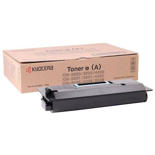 Kyocera Тонер-картридж оригинальный 30370AB000 черный Black 34К для KM-2530, KM-3035, KM-3530, KM-4035, KM-5035 [1T02BJOSG0004]