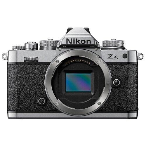 Фото - Беззеркальный фотоаппарат Nikon Z fc Body цифровой фотоаппарат nikon z fc kit 16 50mm vr