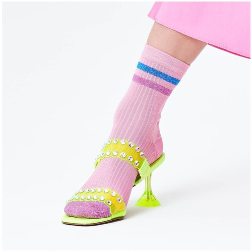 Женские носки Hysteria Ines Ankle Sock - Pink 36-38