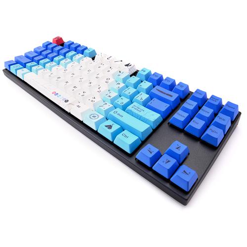 Профессиональная клавиатура Varmilo VA87M Summit R2 Cherry MX Red