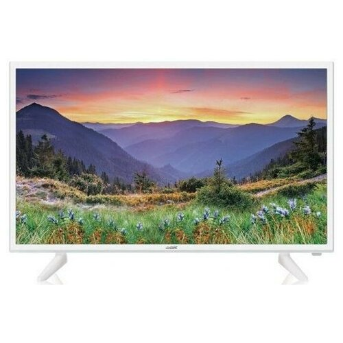 BBK Телевизор BBK 24LEX-7290/TS2C белый