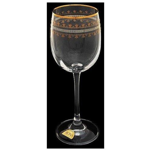 Набор из 6-ти бокалов для вина Эсприт. Восточный орнамент Объем: 260 мл набор бокалов rona esprit 260 мл 6 шт