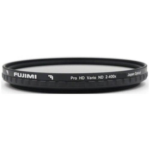 Нейтрально-серый фильтр Fujimi PRO HD VARIO ND2-400 49mm