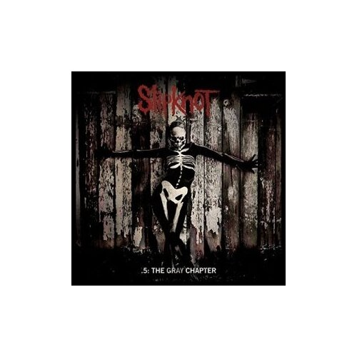 Фото - Компакт-диски, Roadrunner Records, SLIPKNOT - .5: The Gray Chapter (2CD) blackview p2 5 5 inch 4gb 64gb smartphone gray