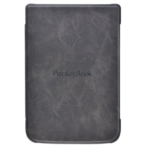 Обложка PocketBook 616, 627, 628, 632, 633 Original Shell Classic PBC-628-DG-RU серый