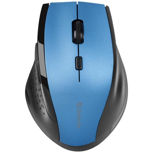 Беспроводная мышь Defender Accura MM-365, синий