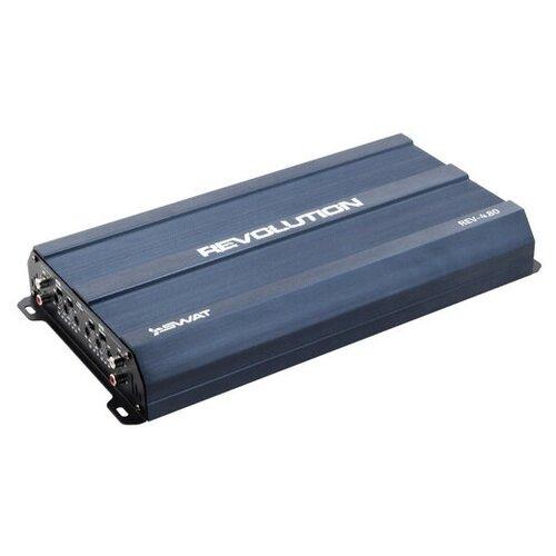 4-канальный усилитель Swat REV-4.80 недорого