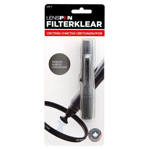Фото - Карандаш Lenspen FilterKlear LFK-1 для чистки светофильтров аксессуар lenspen чистящий карандаш lp 2