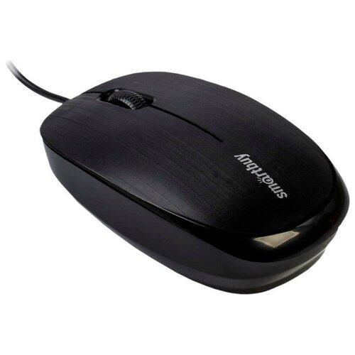 Фото - Мышь компьютерная Smartbuy ONE 214-K черная (SBM-214-K) 2 шт. компьютерная мышь smartbuy sbm 597d k черный