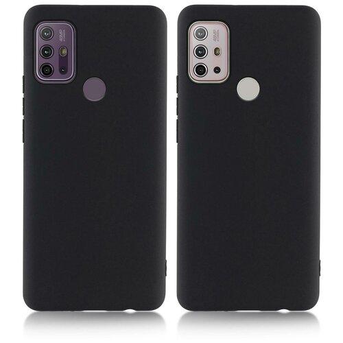 Матовый силиконовый чехол ROSCO для Lenovo K13 Note (Леново К 13 Ноут), черный