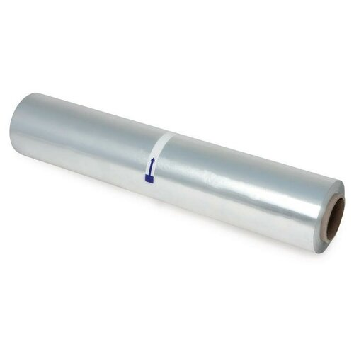 Фольга пищевая алюминиевая Горница, 8мкм, 44см x 100м, 1шт. (209-076)
