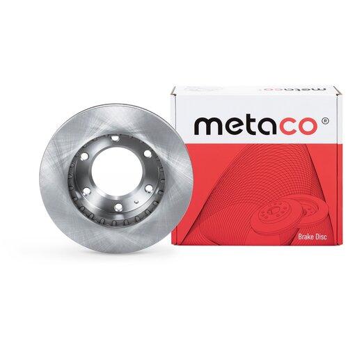 Диск тормозной передний вентилируемый Metaco 3050-142