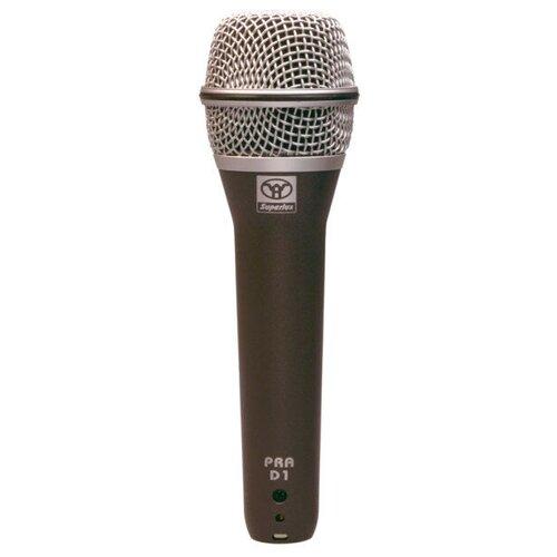 Superlux PRAD3 Вокальный динамический микрофон, набор 3 шт.