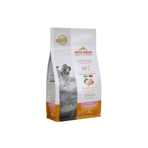 Almo Nature Для щенков со свежей Курицей (50РїСЂРѕС†. мяса) для карликовых и мелких пород (XS-S Puppy Chicken) 9251, 1,200 кг