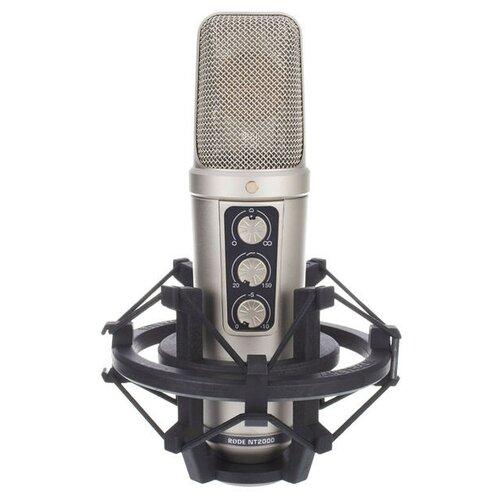 RODE NT2000 Студийный конденсаторный микрофон