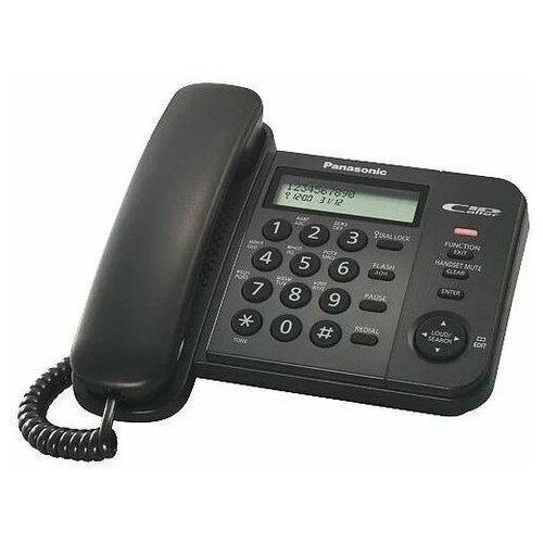 Телефон Panasonic KX-TS2356 Черный