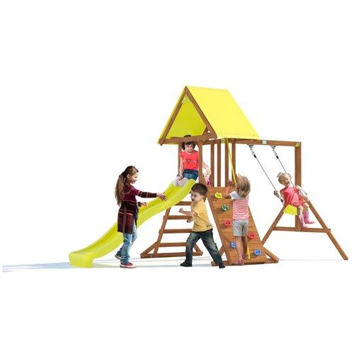 Детская площадка для улицы / Игровой комплекс пират