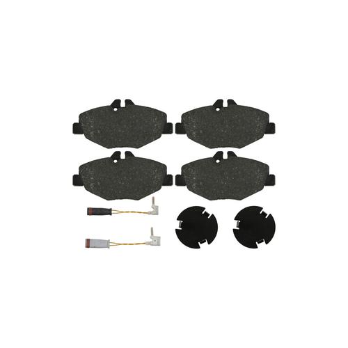 TRW GDB1542DTE (0034206520 / 0034209920 / 0044208720) колодки тормозные колодки тормозные дисковые комплект 4 шт mb w211