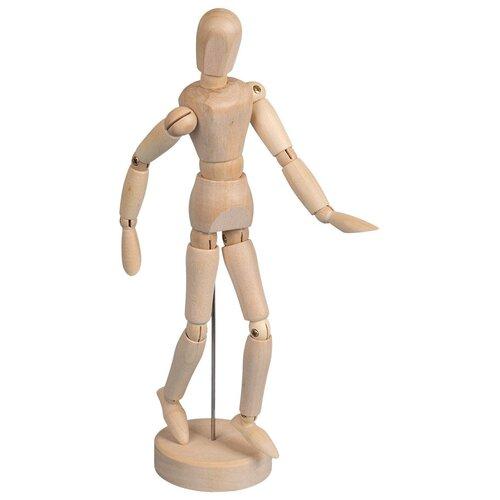 Манекен человека, женщина, 21.5 см