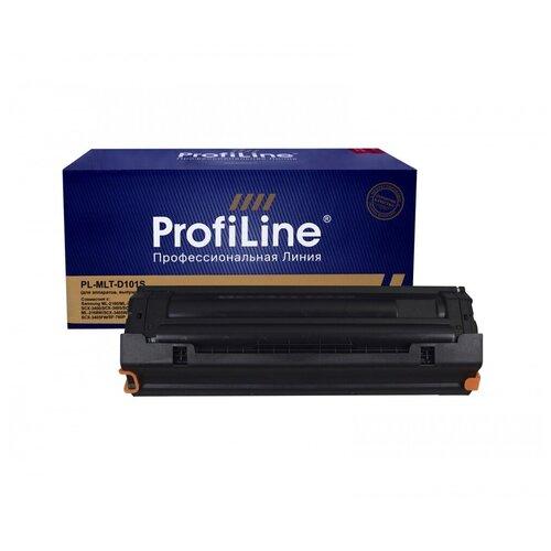 Фото - ProfiLine Картридж PL-MLT-D101S для принтеров Samsung ML-2160/ML-2162/ML-2165/ML-2167/ML-2168/SCX-3400/SCX-3405/SCX-3407/SF-760/ML-2165W/ML-2168W/SCX-3405W/SCX-3400F/SCX-3405F/SCX-3405FW/SF-760P (для аппаратов, выпущенных после 01.07.2017) 1500 копий ProfiLine картридж profiline pl mlt d209l для samsung scx 4824fn 4828fn 5000стр