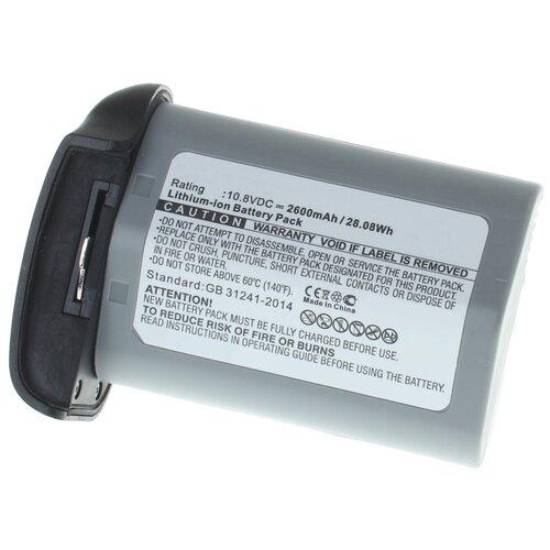 Фото - Аккумуляторная батарея iBatt 2600mAh для Canon 1DS Mark 3, EOS-1D Mark 3, EOS-1Ds Mark 3 mark boyle human geography a concise introduction