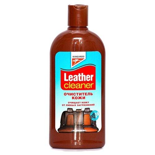 KANGAROO Очиститель кожи Kangaroo Leather Cleaner, 300мл