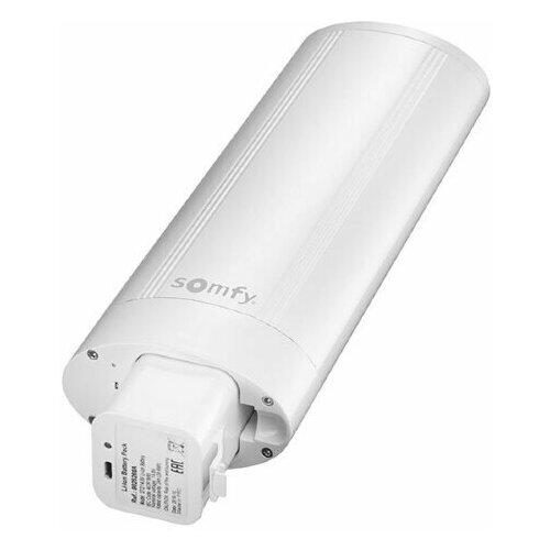 Карнизы на пульте Somfy Movelite 35 Wire Free RTS (аккумуляторный), 550 сантиметров