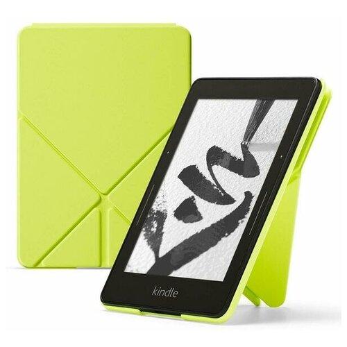 Чехол-обложка Amazon Protective Cover Origami для Kindle Voyage (зеленый)