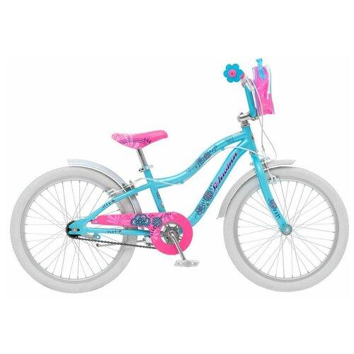 Детский велосипед SCHWINN Mist (2021)(светло-синий)