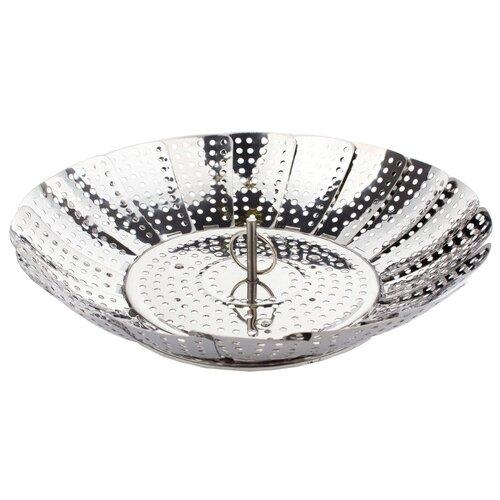 Дуршлаг-пароварка диаметр 26 см, цвет стальной, материал нержавеющая сталь, Westmark, 12592270