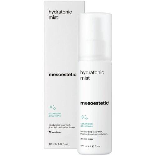 Балансирующий, нейтральный, увлажняющий тоник-спрей для лица Hydratonic mist 125 мл